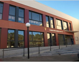 Consultorio Médico, San Mateo de Gallego