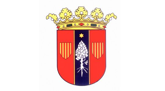 Escudo de San Mateo de Gállego
