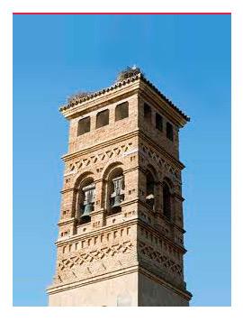 Torre Iglesia, San Mateo de Gállego