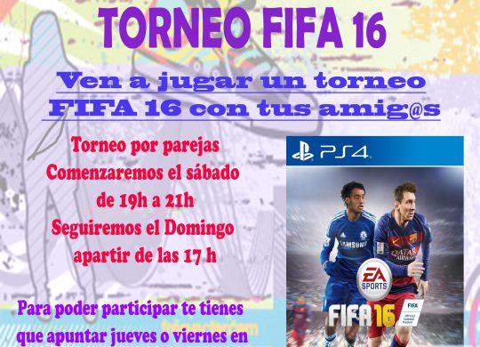 torneo FIFA 16