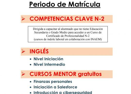 CURSOS 2º CT2 final