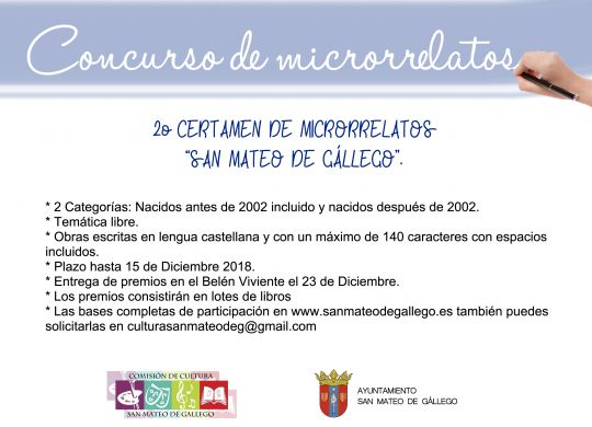 concurso microrrelatos2018